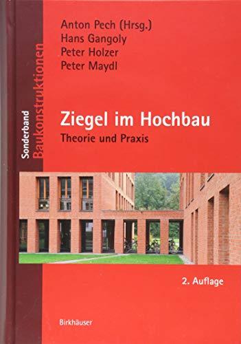 Ziegel im Hochbau: Theorie und Praxis (Baukonstruktionen, SB)