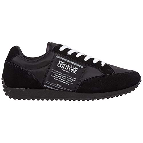 Versace Run-Sneakers, zwart