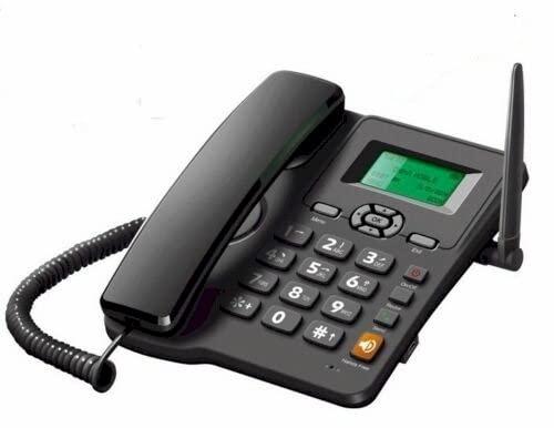 Nexoo Tischtelefon Mit Sim-Karte Gsm FüR Tisch/Schreibtisch