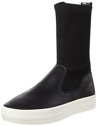 Napapijri Footwear Damen Dahlia Schlupfstiefel, Schwarz (Black), 40 EU