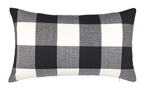 17 best lumbar pillow cover plaid for 2020