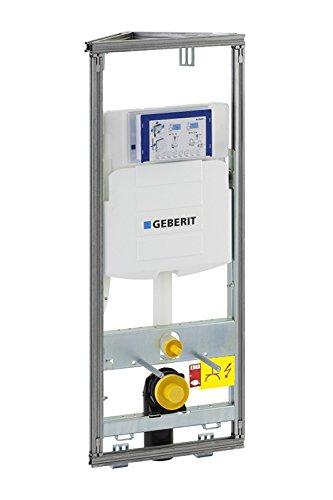 Geberit 461303005 GIS Montageelement für Wand-Eck-WC 114 - 130 cm
