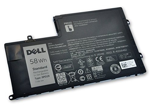 Dell Inspiron 14 5447, 5448, Inspiron 15 5547, 5548, Latitude 3450, 3550 58WHr 4-Cell Primary Battery DFVYN 0PD19 451-BBJY