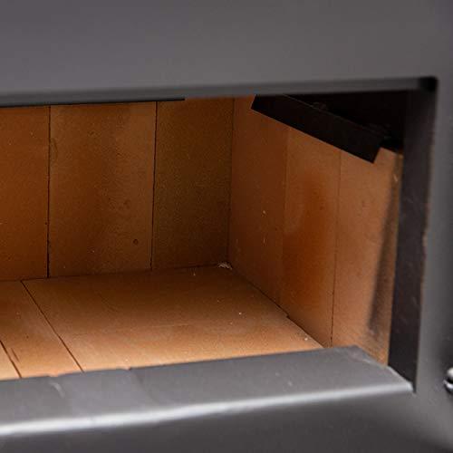Product Image 4: Ashley Hearth AW1820E 1,800 Sq. Ft. Wood Stove Insert, Black