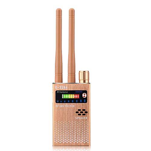 Detector de Señal Anti Espía Detector de señal GPS Detect