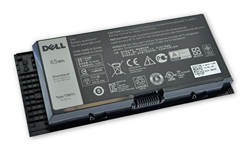 Dell Precision M4600 M4700 M6700 6 Cell 65 WHR Batterie 451–12032 Type T3nt1