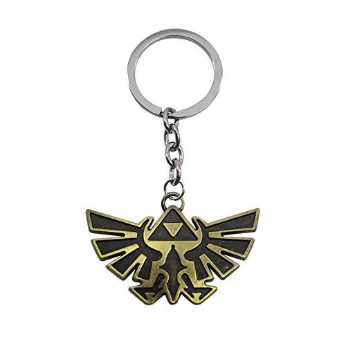 Djujiabh Llavero Zelda Kai Cadena Anillo Zelda Legend...