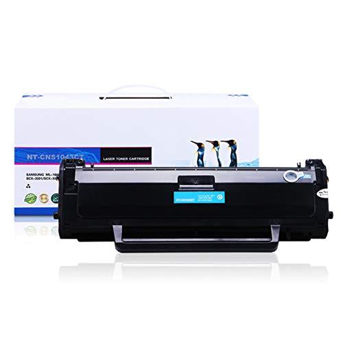 JZMY Cartucho de tóner para Samsung ML-1661 1660 1665 1670 1676 1860 1861 1866 1865W SCX-3200 3201 3201G 3205 3206 3206W 3208 D3218 1043S, Alta definición.