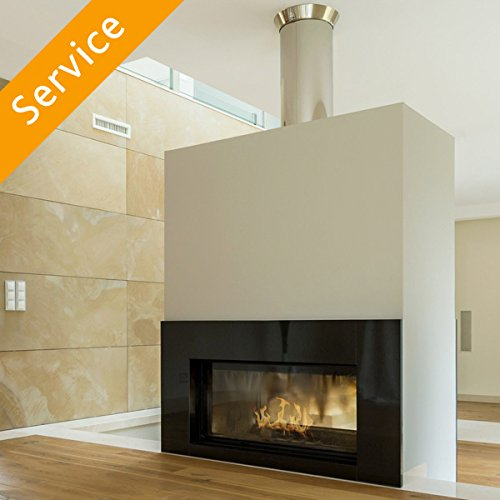 Chimney Cleaning And Inspection 1 Fireplace Amazon Com Home
