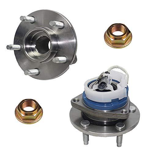 02 pontiac montana wheel bearing - 2