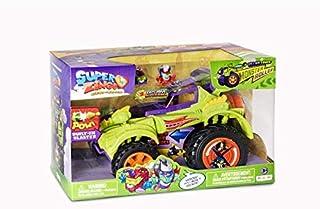 SuperZings - Playset Camión Villano (PSZSD112IN30) con Vehículo y 2 Figuras Coleccionables