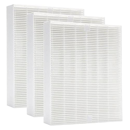 RO6G True HEPA filtro de repuesto para purificadores de aire para Honeywell HPA090, HPA100, HPA200, HPA250 y HPA300 Series HEPA R filtro (HRF-R3)