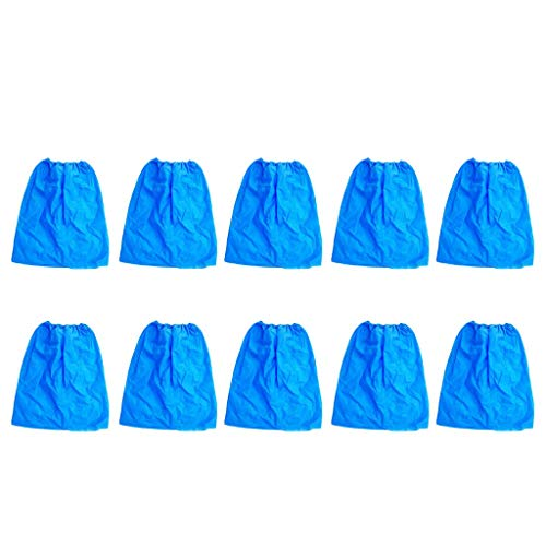Tubayia 10 Stück Damen Einweg Körperpackung Bademantel für Spa, Salon, Saunaraum
