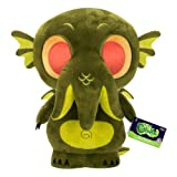 Peluche Cthulhu Dark Green 30cm