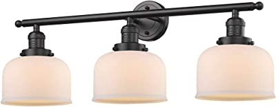 Polished Chrome Innovations 208L-PC-G181-LED 2 Vertical Bath Vanity Light