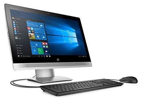 HP EliteOne 800 G2 23' FHD All in One PC - Intel Core i5-6500 3.2GHz 16GB 256GB SSD DVD Webcam WiFi Windows 10 Pro (Renewed)