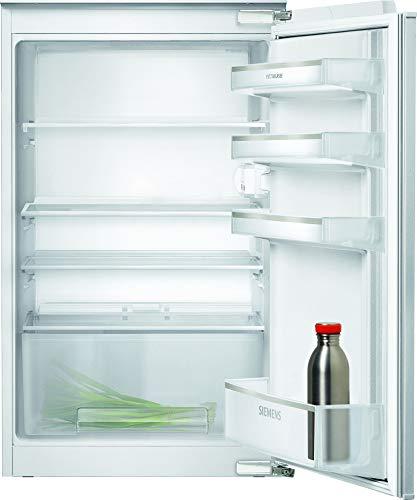 Siemens KI18RNFF0 iQ100 Réfrigérateur encastrable/A++ / 96 kWh/an / 150 L/éclairage LED/étagères safetyglas