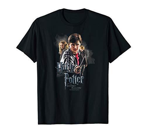 Harry Potter Deathly Hollows Cast T Shirt