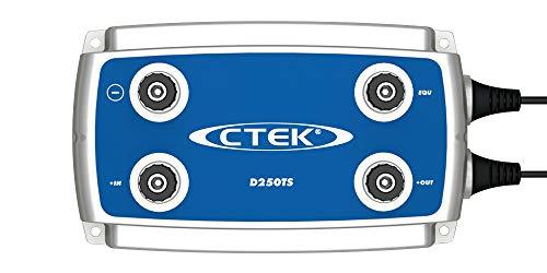 CTEK D250TS DC/DC Ladegerät und Batterietrennung, 24 Volt