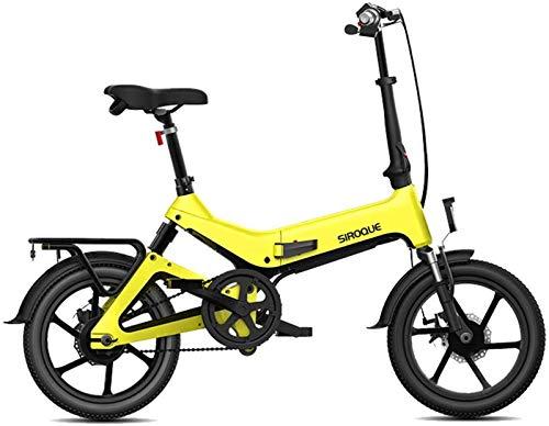 Elektro-Fahrrad Elektro-Mountainbike Elektro-Faltrad, Klapprad Doppelscheibenbremse tragbar, mit 250W Motor,...