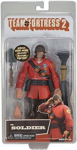 para barato Neca - Figurine - Team Fortress 2 2 2 - The Soldier - 0634482450635  Envíos y devoluciones gratis.