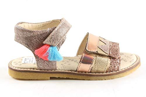 Meisjes Sandalen Shoesme Ca9s064-d Ochre Brons - Maat 34