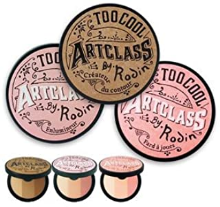 Too Cool for School Shading + Blusher + Highlighter Set (3 pcs)