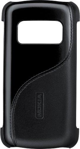 Nokia CC-3010 Leder Handytasche schwarz