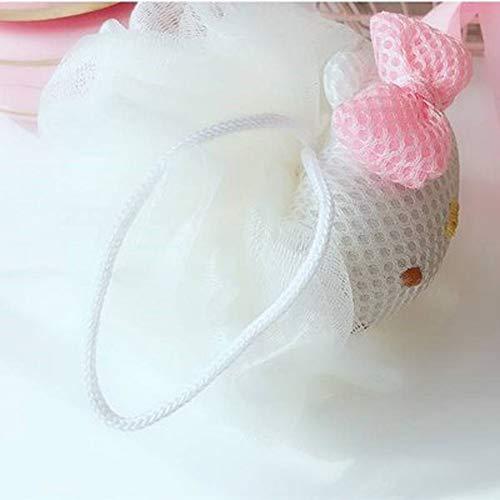 (2 pièces) Serviette de bain en mousse pour bébé