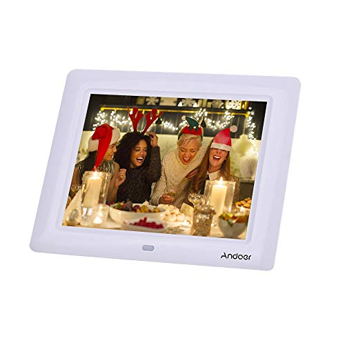 Andoer 7'' HD TFT-LCD Marco Digital Fotos MP3 MP4