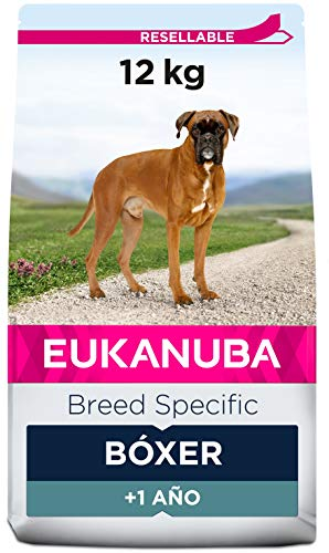 EUKANUBA Breed Specific Alimento seco para perros bóxer adultos