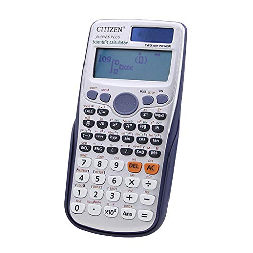 Multi-Functional Scientific Calculator Computing Tools for School Office Use Supplies Students Stationery Gifts (1 Pc)