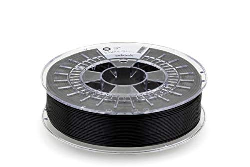 extrudr DuraPro ASA ø1.75mm (750gr) BLACK (RAL9017) - 3D printer filament - Made in EU at the best price!