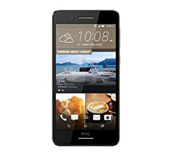 HTC Desire 728 Ultra (3GB, 32GB) Cappuccino Brown
