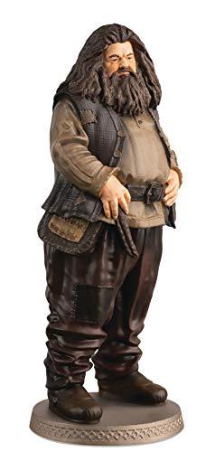 Eaglemoss - Wizarding World Collection Harry Potter Rubeus Figur aus Harz, Mehrfarbig (EAMOWHPUK801)