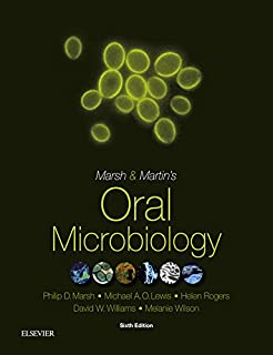 Marsh and Martin's Oral Microbiology - E-Book