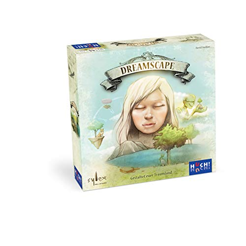 Huch & Friends 881342 Dreamscape Strategiespiel