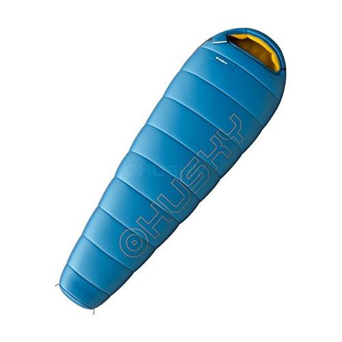 Saco de dormir Husky de fibra hueca - Tª mínima:-4 °C, Confort:...