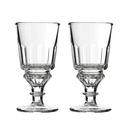 La Rochere Reservoir Absinthe Glass: Set of 2