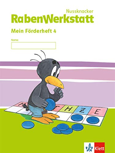 Nussknacker RabenWerkstatt 4: Mein Förderheft Klasse 4 (Nussknacker RabenWerkstatt. Ausgabe ab 2015)