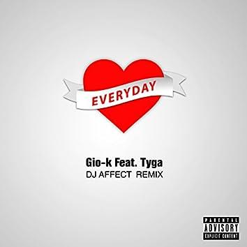 Everyday (feat. Tyga) [DJ Affect Remix]