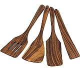 10 Best Wooden Spatula Sets