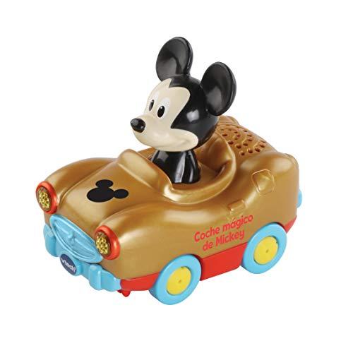 VTech - Tut Tut Bólido Disney Coche Mágico de Mickey, Multicolor (TTB Coche mágico de Mickey.)