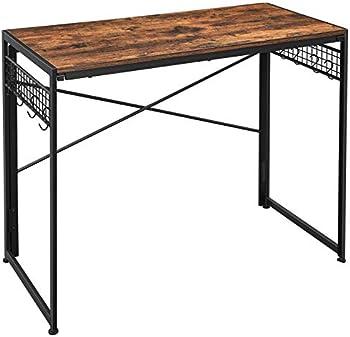 Vasagle 39 Inch Folding Computer Desk