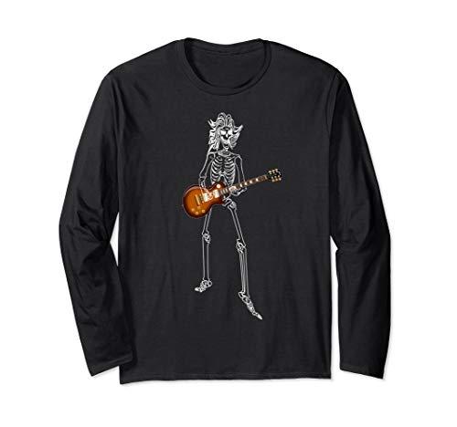 Gitarre Langarmshirt