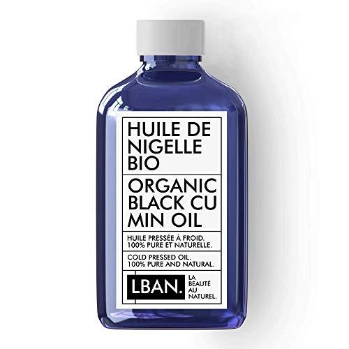 Huile de Nigelle BIO - LBAN - 100 ml - Pressée à...