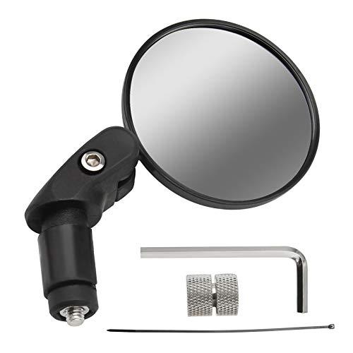 Specchietto per manubrio della bicicletta, girevole a 360°, con chiave inglese per bici da strada