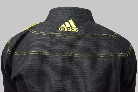 adidas New Contest 2.0 BJJ GI Pearl Weave 100% Cotton A4
