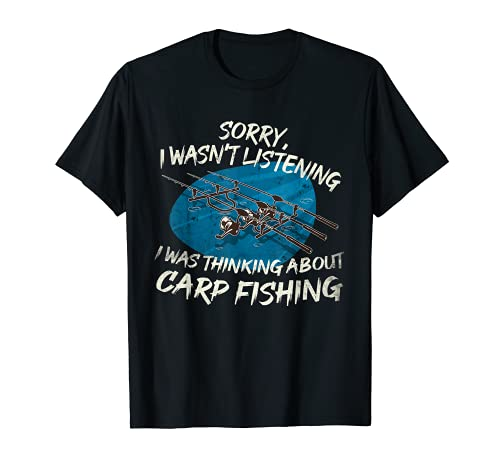Rod Pod motif sorry was thinking about Carp Fishing T-Shirt