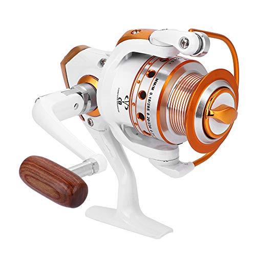 Da Dini Carrete De Pesca Sal De Agua Dulce De Metal De Agua Dulce De Servicio Liviano De Servicio Liviano Spinning Carrete De Pesca (bx6000)